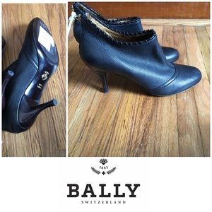 New W/ Tags Bally Switzerland Ankle Boots - 10 1/2