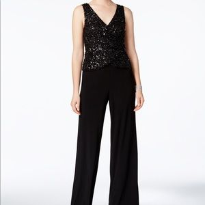 Evening Formal Jumpsuit