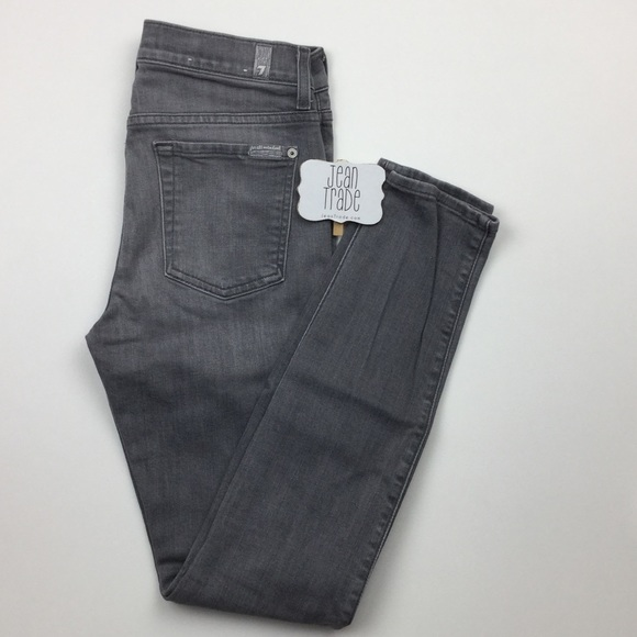 7 For All Mankind Denim - 7 for all mankind the Skinny jean