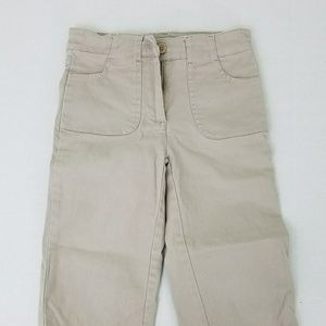 IZOD Girls Pants Khaki Size 7