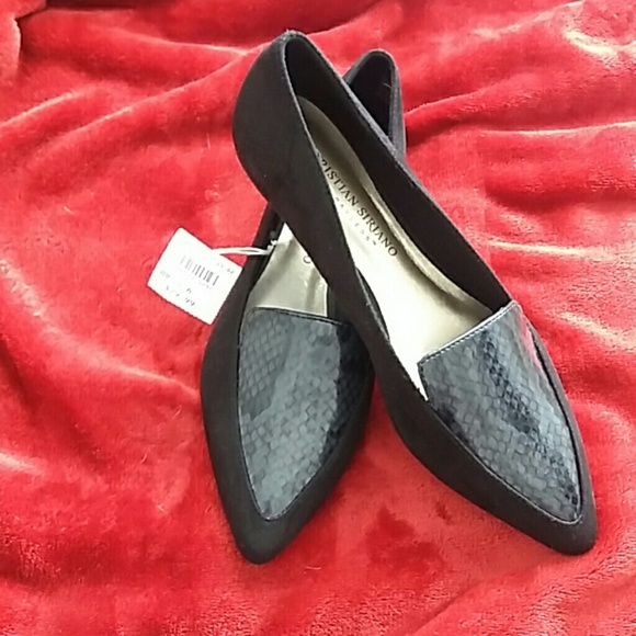 df288034c992 FINAL PRICE NWT Christian Siriano pointed toe flat