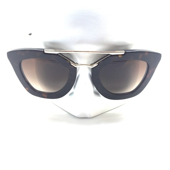 cebacb87b4 New Prada Cinema SPR 09Q 2AU-6S1 Sunglasses