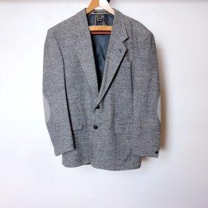 Other - 100% WOOL - Vintage Men's Blazer -  Size 42R