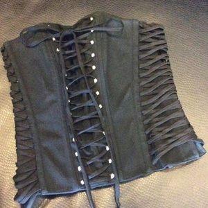 Dolce and Gabbana corset