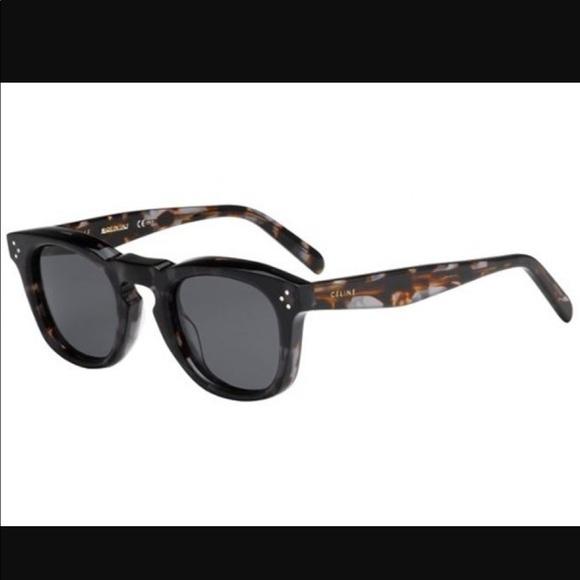 2591fcde4ebd6 Celine Accessories - Celine Bevel Square sunglasses