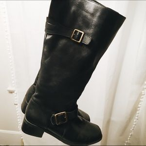 FINAL REDUCTION❗️Knee high black riding boots