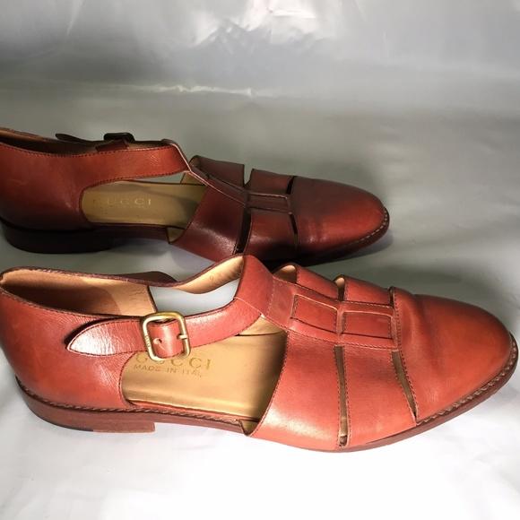 8df89c99c0a6 Gucci Shoes - Gucci Fisherman Closed Toe Sandal