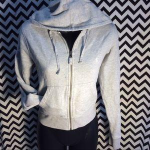 Ralph Lauren crop hoodie