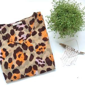 🆕 Hazel leopard print tunic