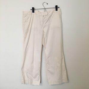 J Crew Capri Pants