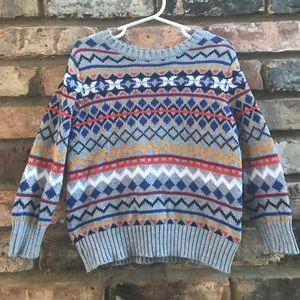 2t GAP sweater