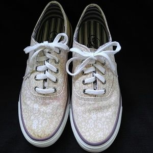 Sperry Top Sider tennis shoes sneaker 6.5