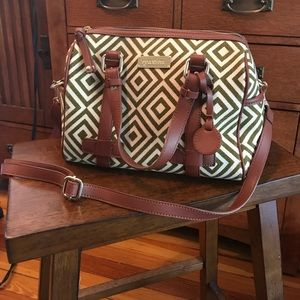 Spartina satchel style handbag