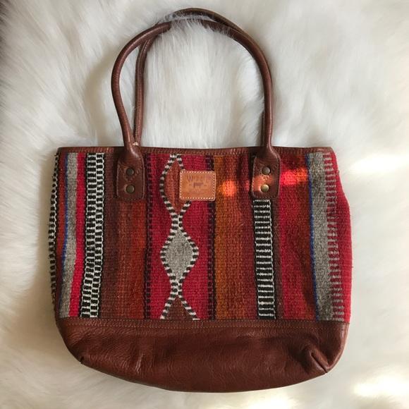 Will Leather Goods Oaxacan Tote. M 59bc22b15a49d06fdb0045aa 217ec4a288ff0