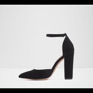 060462549c3 Aldo Shoes -  NEVER WORN  ALDO Nicholes suede block heels