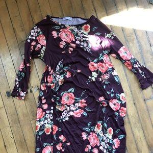 Dresses & Skirts - Asos Maternity Bluebell Dress Size 12