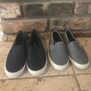 Two pair of Old Navy shoes