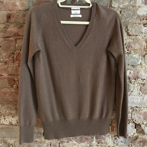 ❤️ luxurious V-neck cashmere sweater from Zara❤️