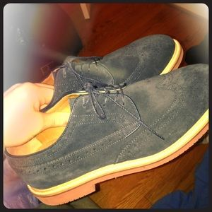 Jcrew Kenton Suede Shoes (worn twice)