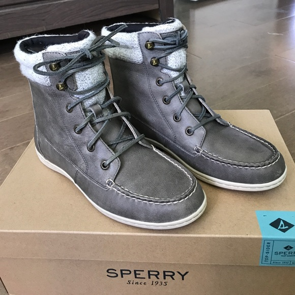 Sperry Shoes | Sperry Bayfish Boots New