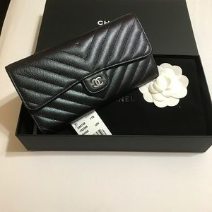SOLD!!!Chanel wallet