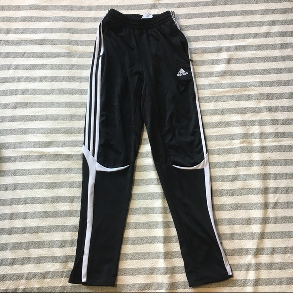 507a36ed0cd adidas Pants - [Adidas] Climacool black soccer track pants size S
