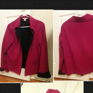 JACKET,  NEW WITH TAG