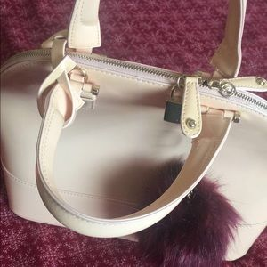 Brand new nude bag