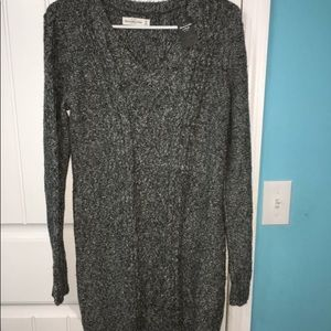 Abercrombie & Fitch sweater dress