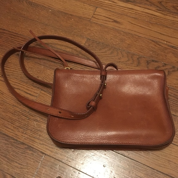 1102ff6ab50c Madewell Handbags - Madewell - The Simple Crossbody Bag