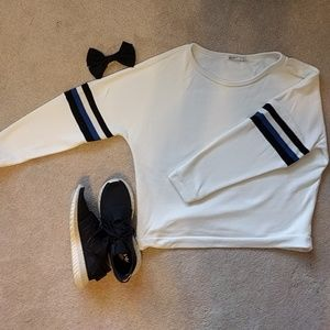 Zara Sporty Sweatshirt