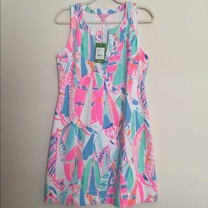 [Lilly Pulitzer] Estrada Shift Dress. Size: M