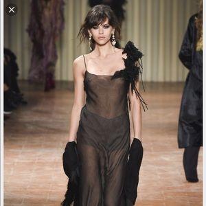 ⚡️FlashSale⚡️Alberta Ferretti 2017 Collection Gown