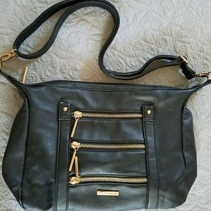 Crossbody Courier/Messenger Bag by RAMPAGE