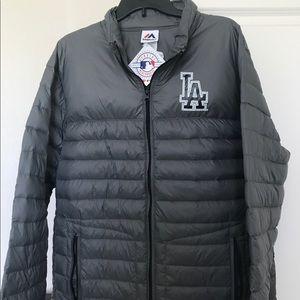 New MLB LA Dodgers jacket