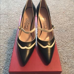 Authentic Ferragamo Heels