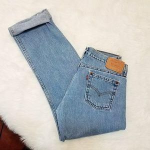 Vintage 502 Levis Mom Jeans