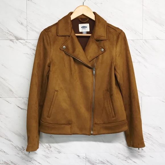 08ada80ff9 Sueded-Knit Moto Jacket for Women