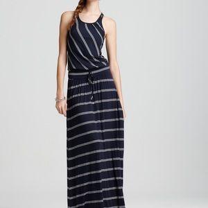 🎉HP🎉 Michael Stars Harlow Striped Maxi Dress