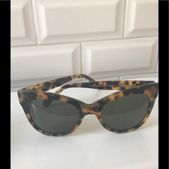 df2ba3144e4a Norma Kamali Tokyo Tort Sunglasses. M 59bc57e85c12f88fbc0109ad. Other  Accessories ...