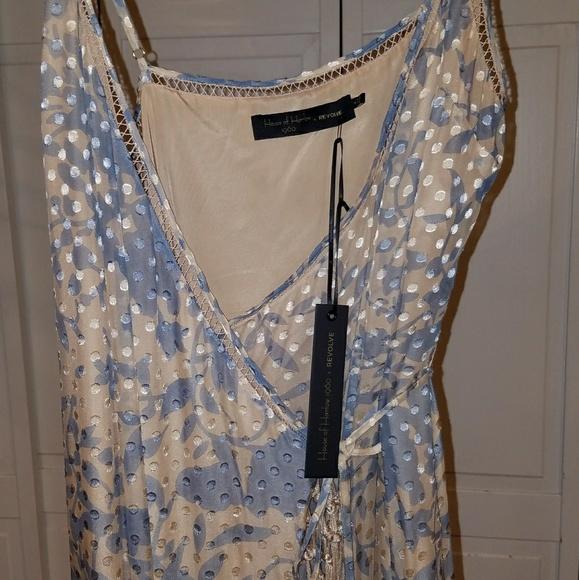 e4a4f50511 House of Harlow 1960 X Revolve Sonya Dress Fringe