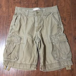 Men's Mossimo cargo shorts size 32