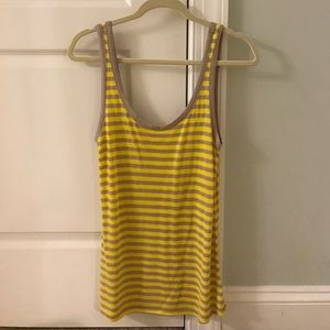 New AG Adriano Goldschmied Stripe Tank