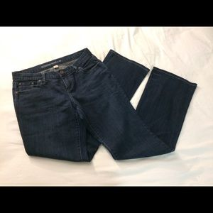 Mossimo Boot cut jeans size 9