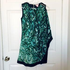 Ted Baker gorgeous mini dress size 1
