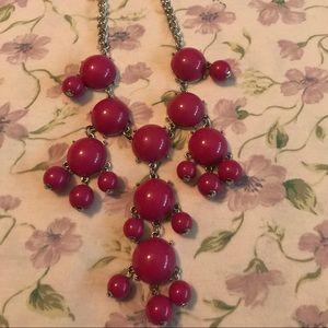 Jewelry - Magenta Necklace
