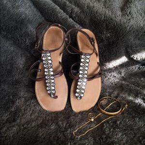 Enzo Angiolini Boho Sandals