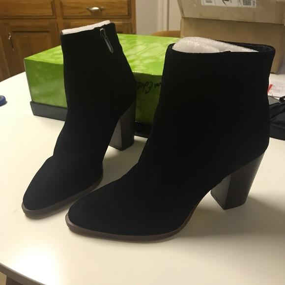 Sam Edelman Shoes | Black Blake Bootie