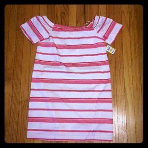 BRAND NEW: Off-the-shoulder dress