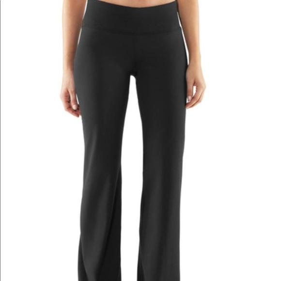 6d85a642 Women's wide leg Under Armor pants NWT